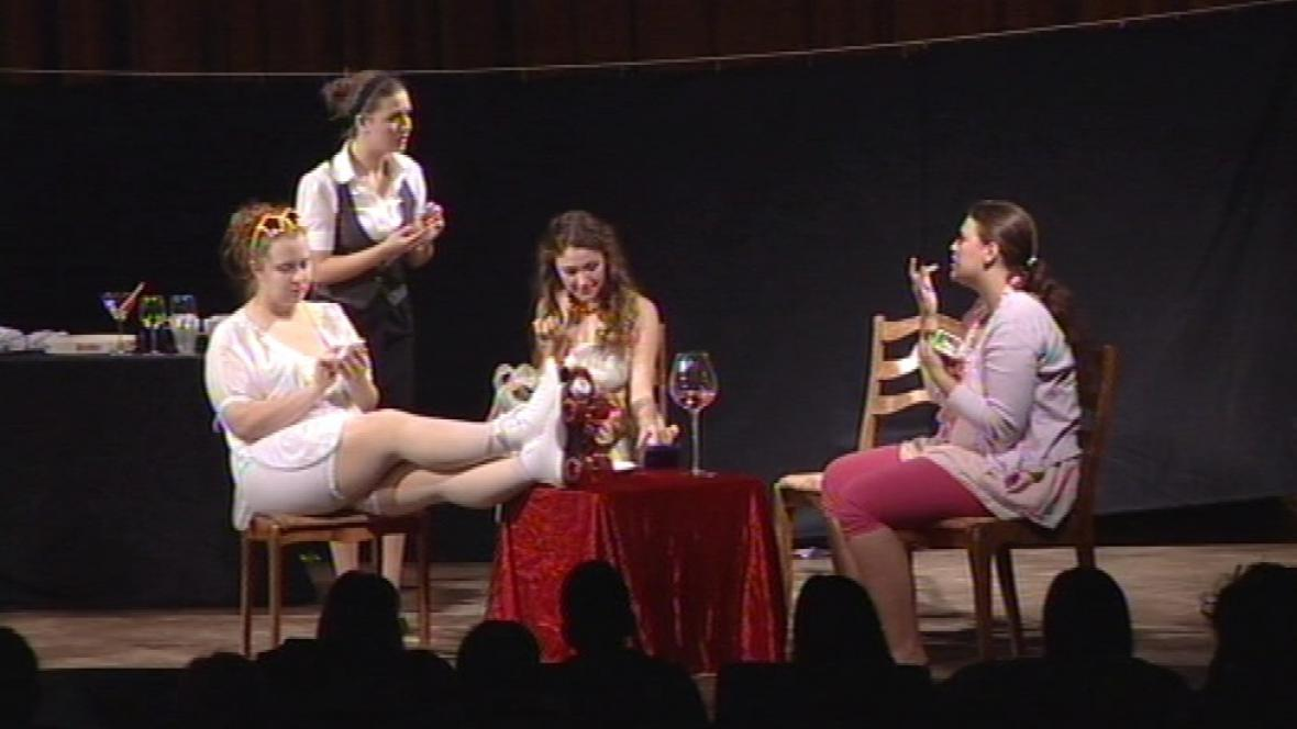 Ukázka divadelního představení