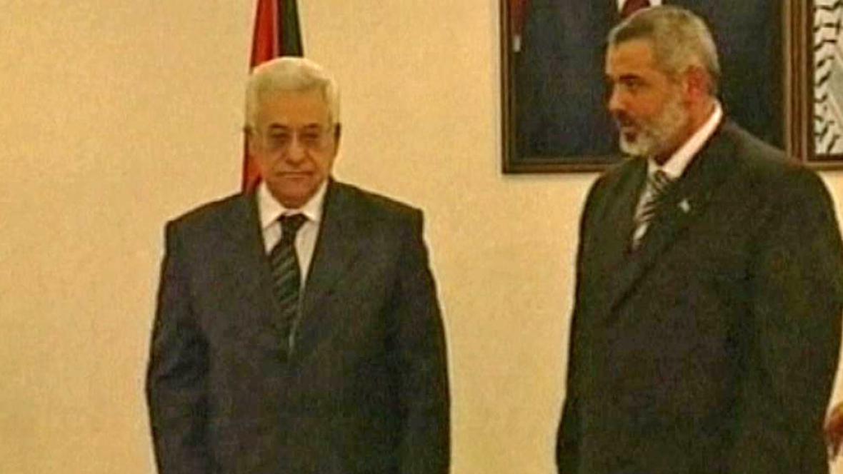 Káhirské jednání mezi Fatahem a Hamasem