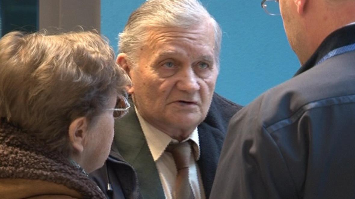 Obžalovaný lékař Jiří Závodný