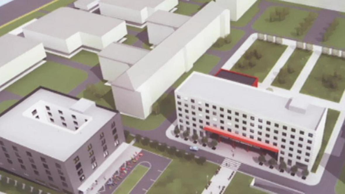 Projekt výstavby v ÚVN