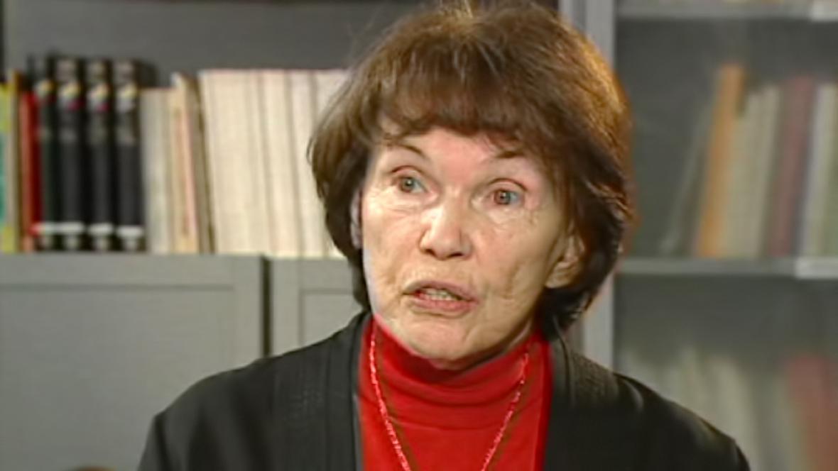 Danielle Mitterrandová