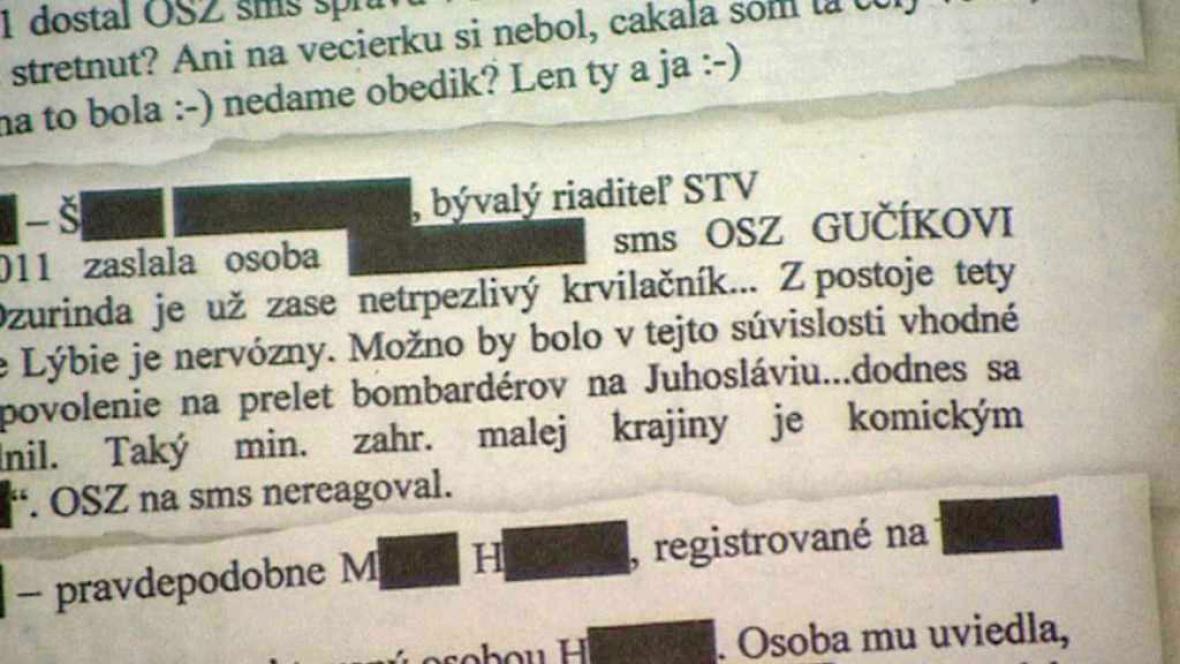 Slovenské odposlechy