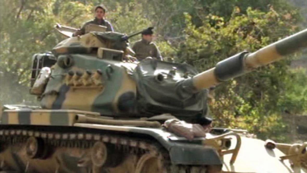 Turecká armáda