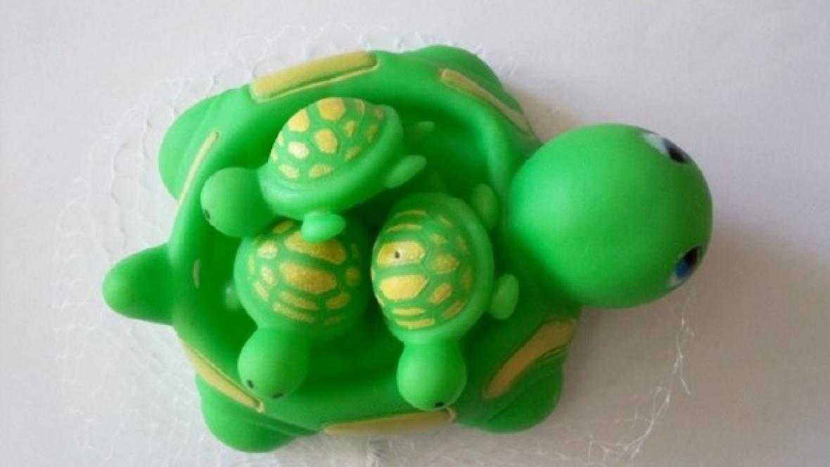 Nebezpečná želva