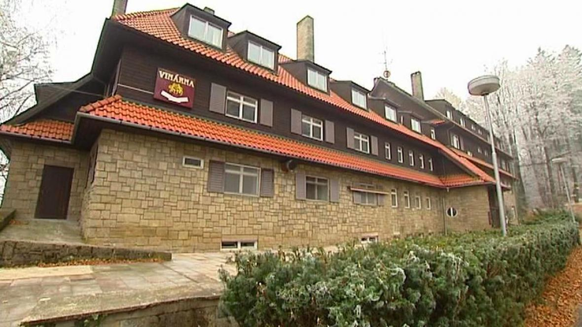 Hotel Vlčina