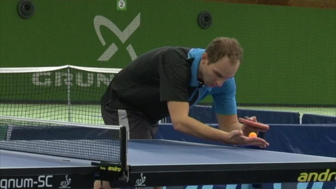 Stolní tenis v Olomouci