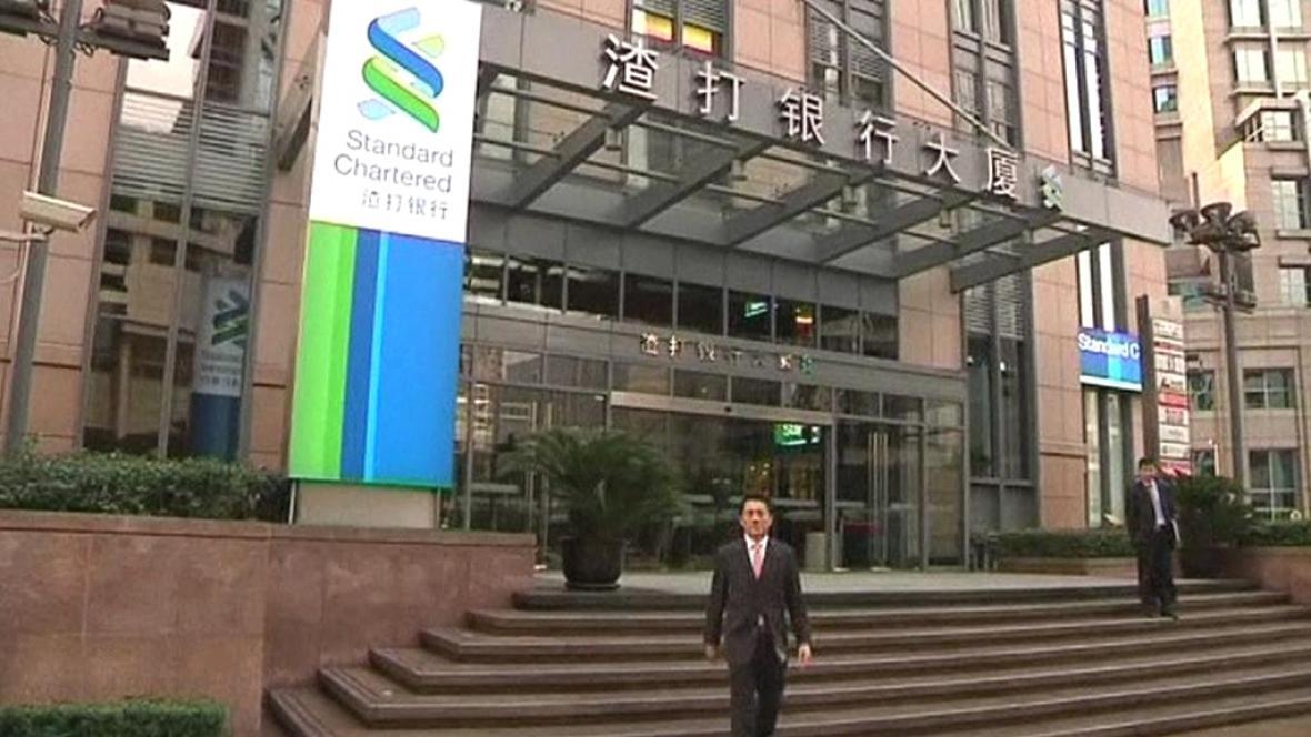 Čínská pobočka Standard Chartered