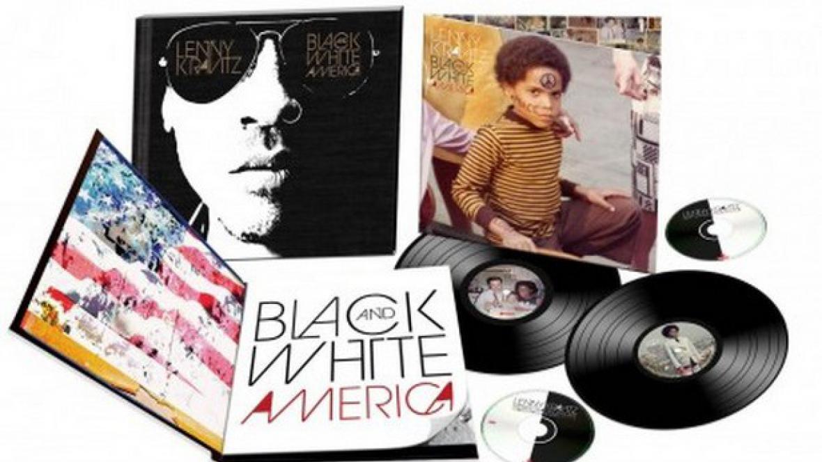 Lenny Kravitz / přebal alba