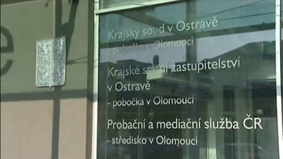 Domácí vězení v Olomouci