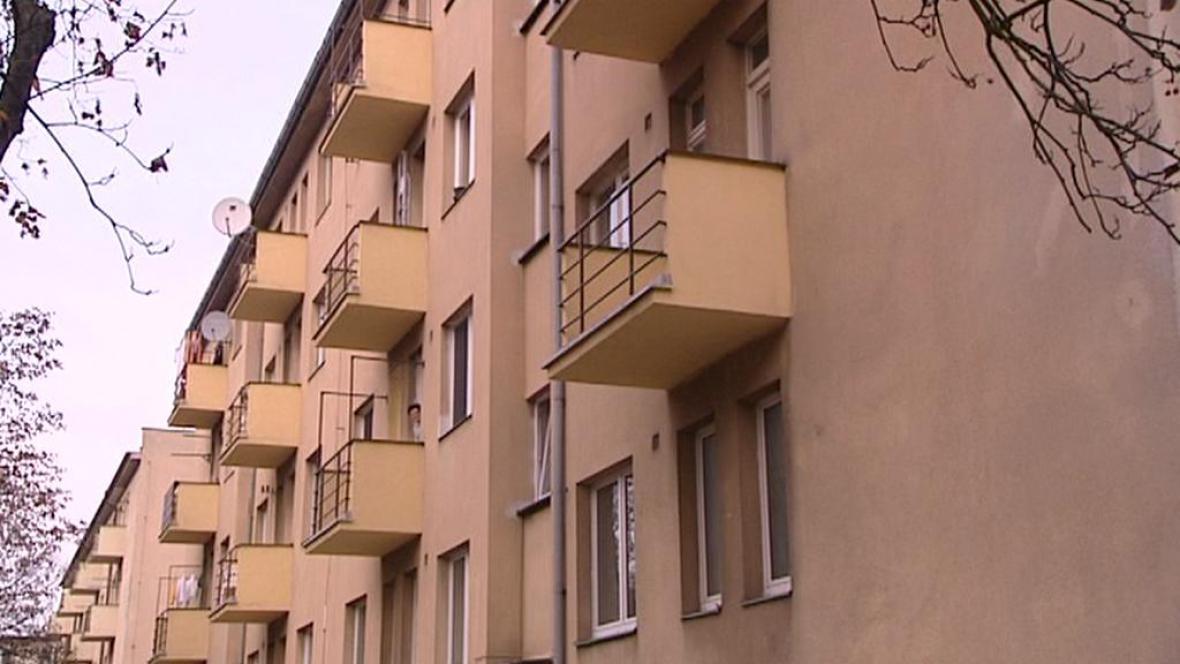 Městský bytový dům v Plzni