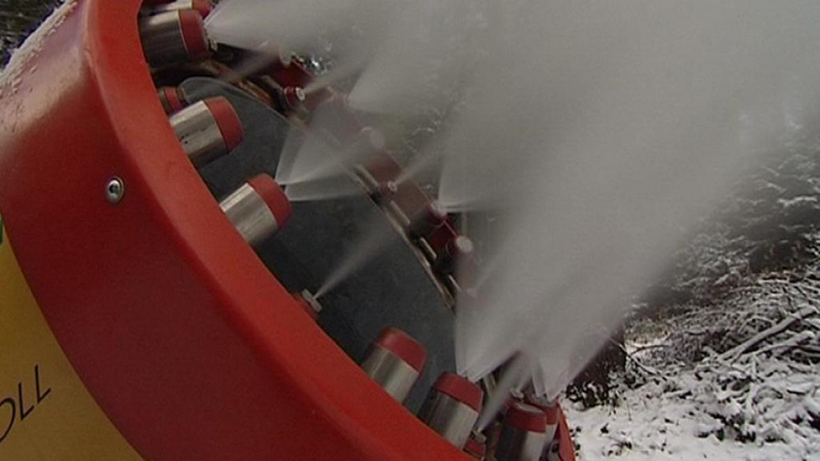 Sněhové dělo