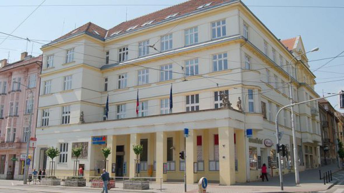 Královopolská radnice