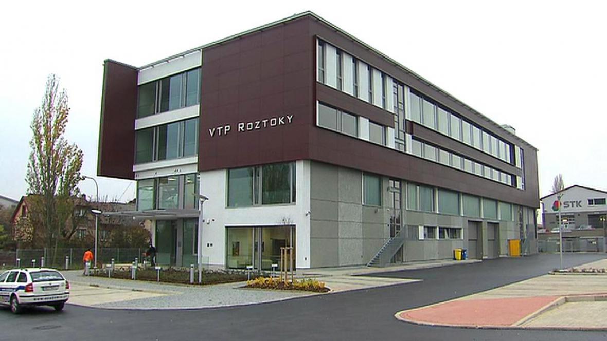 Vědecko-technické centrum v Roztokách