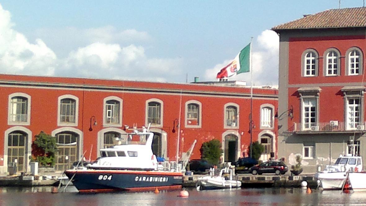 Italský přístav