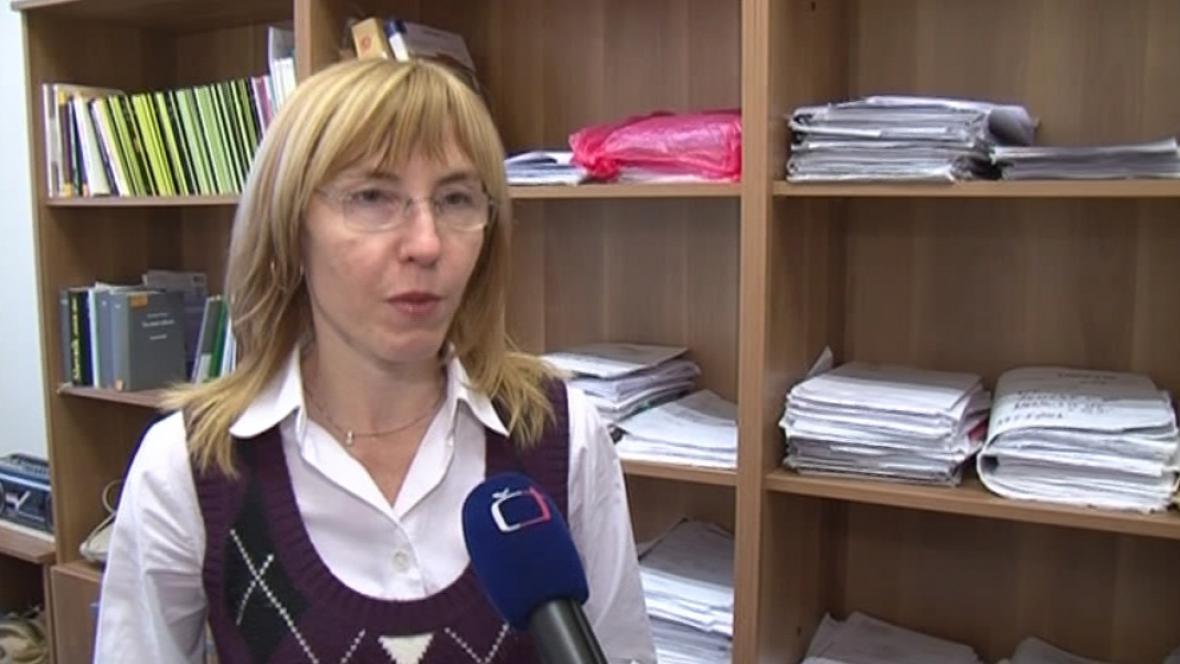 Soudkyně Dana Kancírová