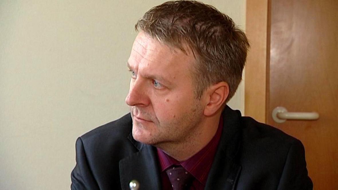 Ředitel karvinské nemocnice Petr Kovařík