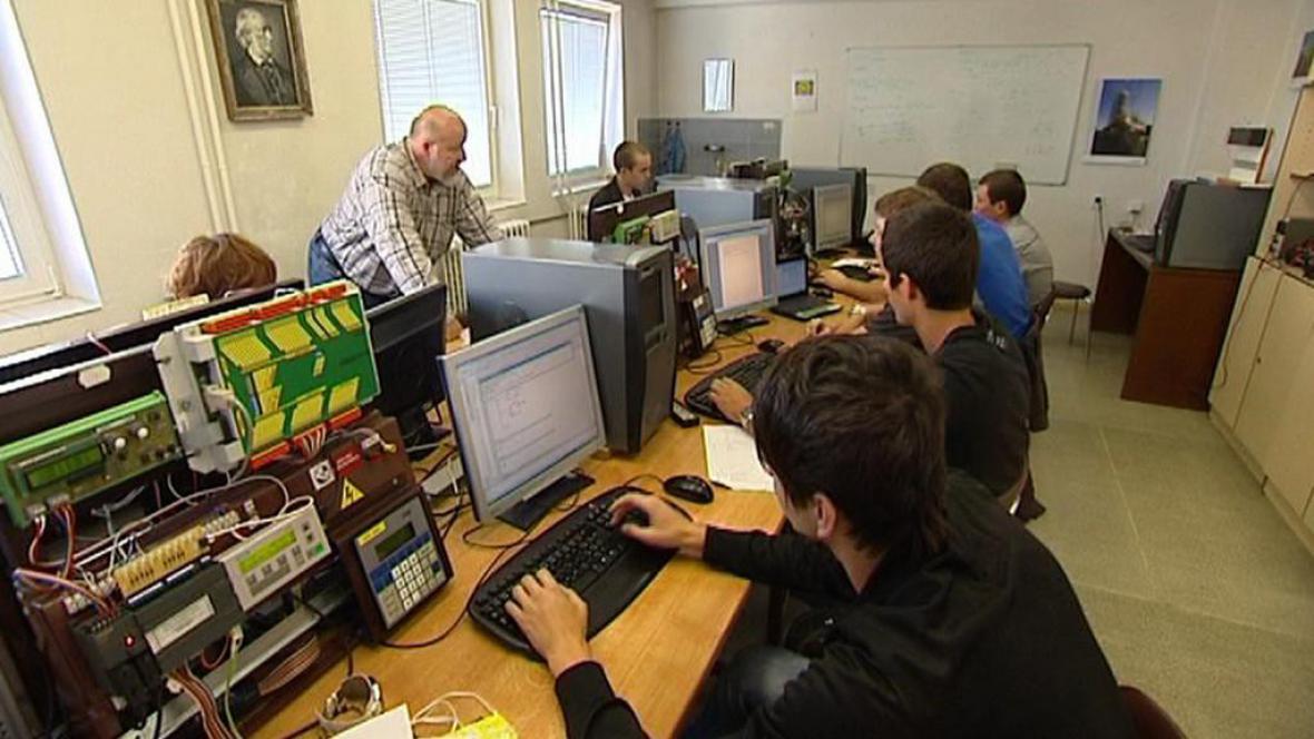 Zájem studentů o technické obory není velký