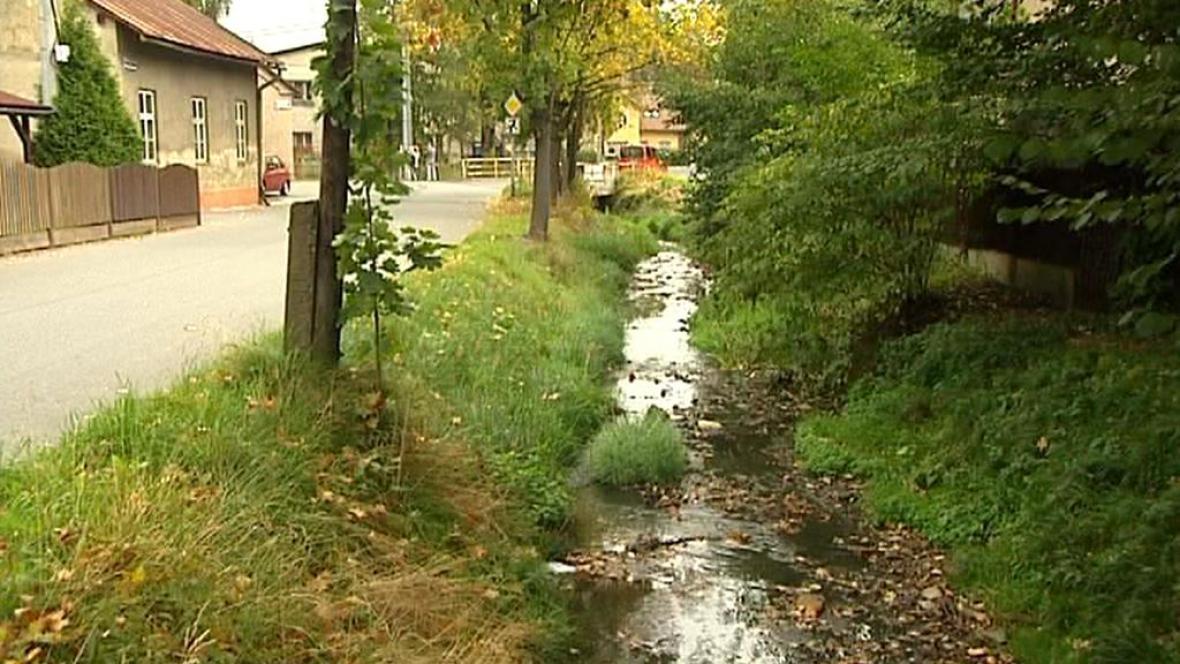 Potok Šadový