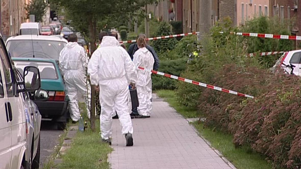 Vyšetřování v Krnově