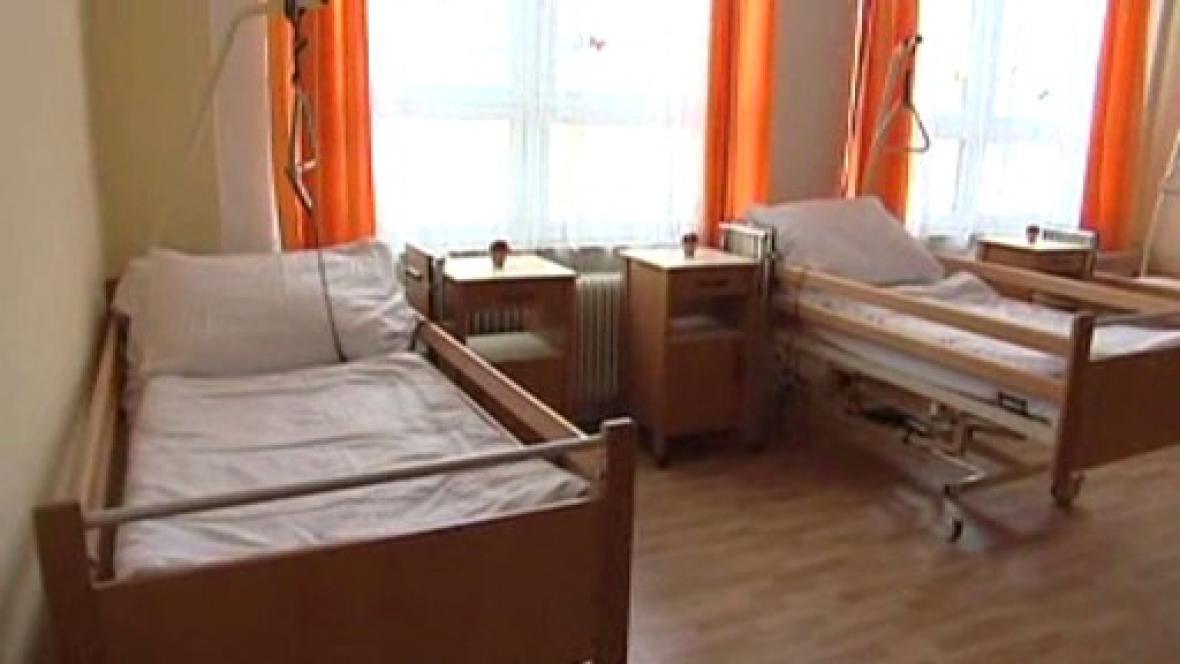 Pokoj v pečovatelském domě