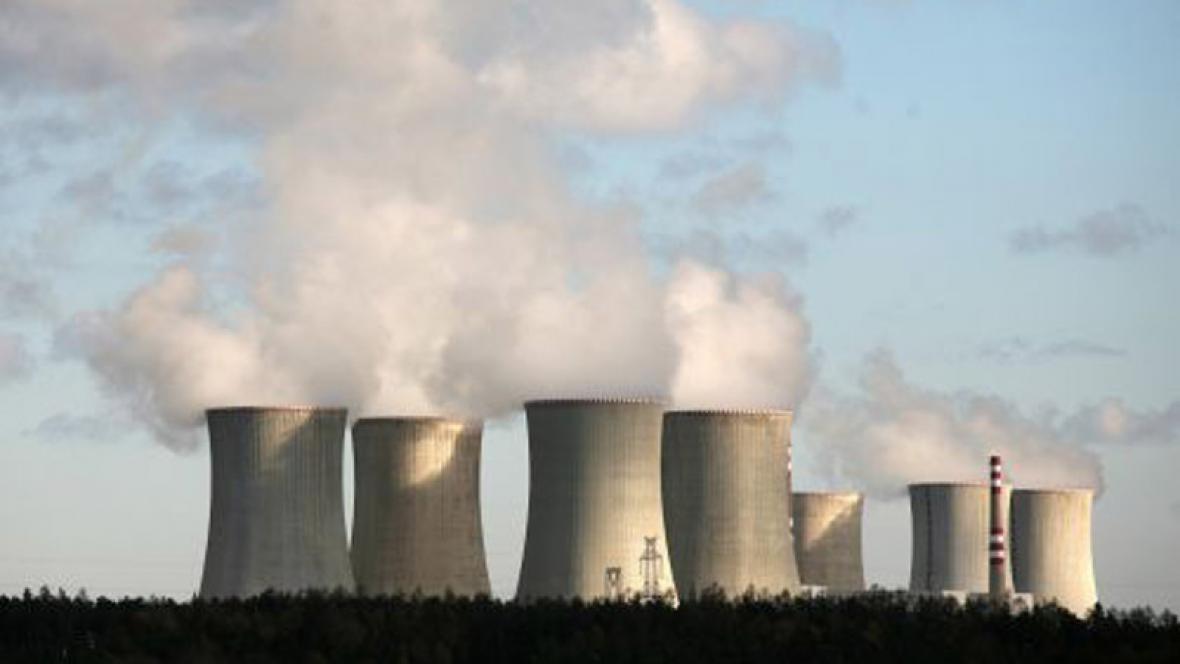 Jaderná elekrárna Dukovany