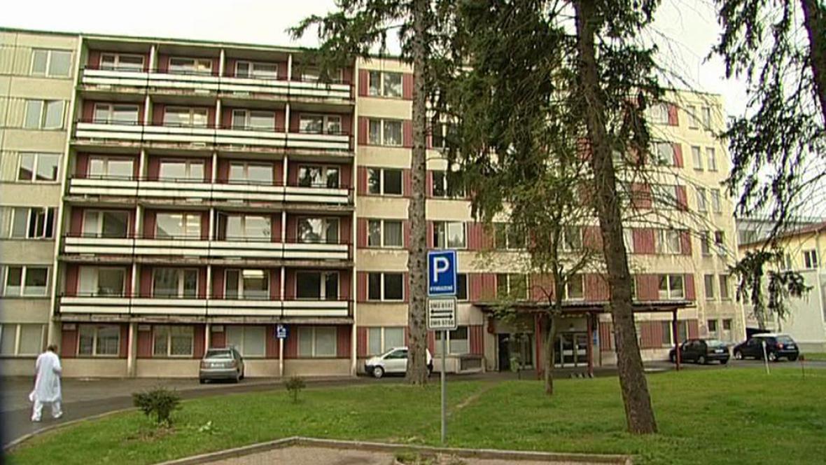Objekt přerovské nemocnice