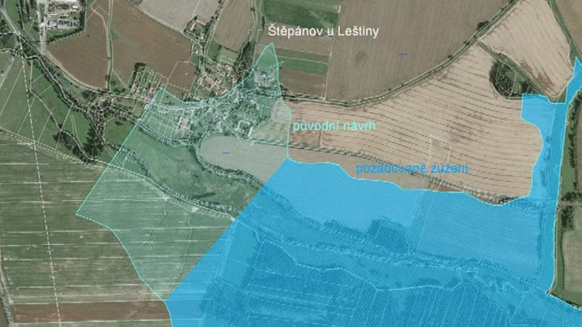 Návrh přehrady