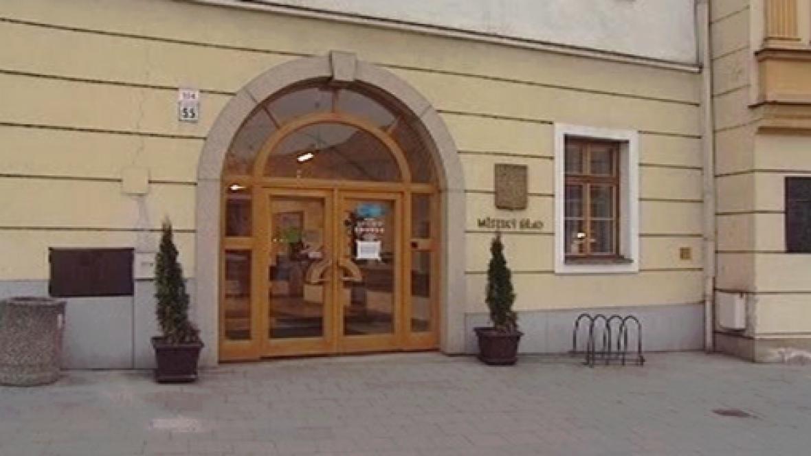 Městský úřad v Třebíči