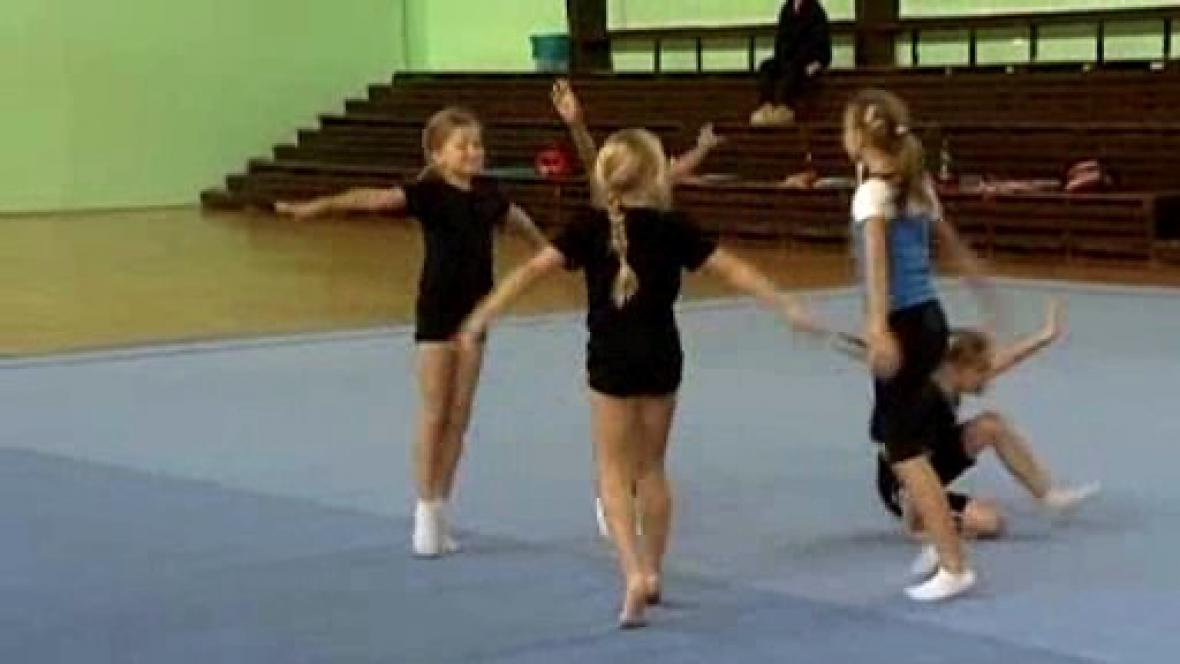 Gymnastky SK Jihlava
