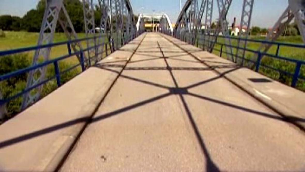 Most v Bohumíně