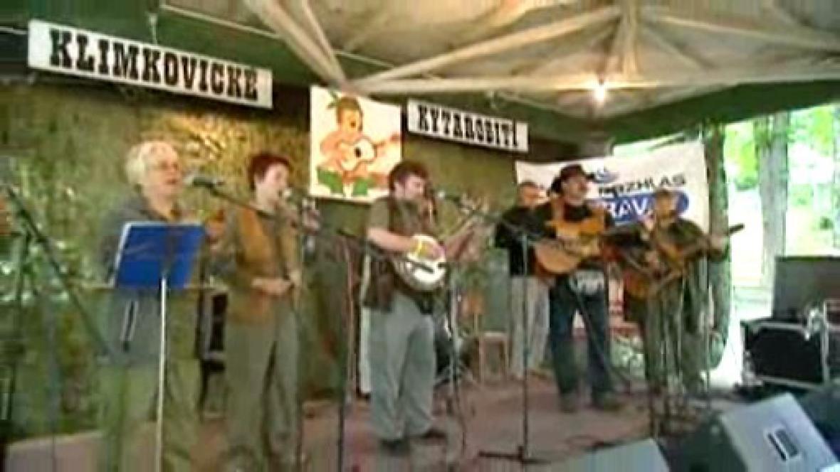 Klimkovické kytarobití