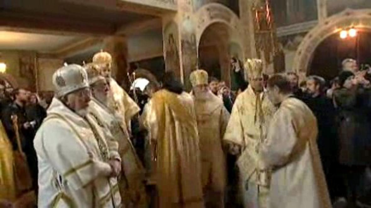Vysvěcení nového biskupa