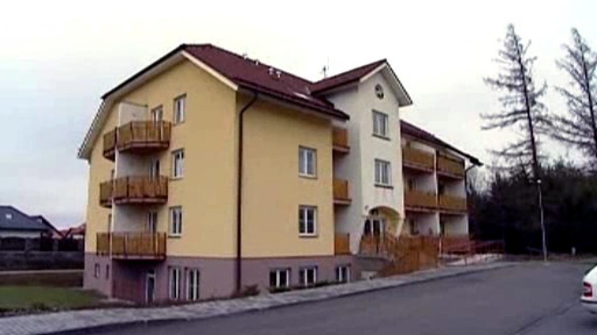 Domov důchodců ve Ždírci nad Doubravou