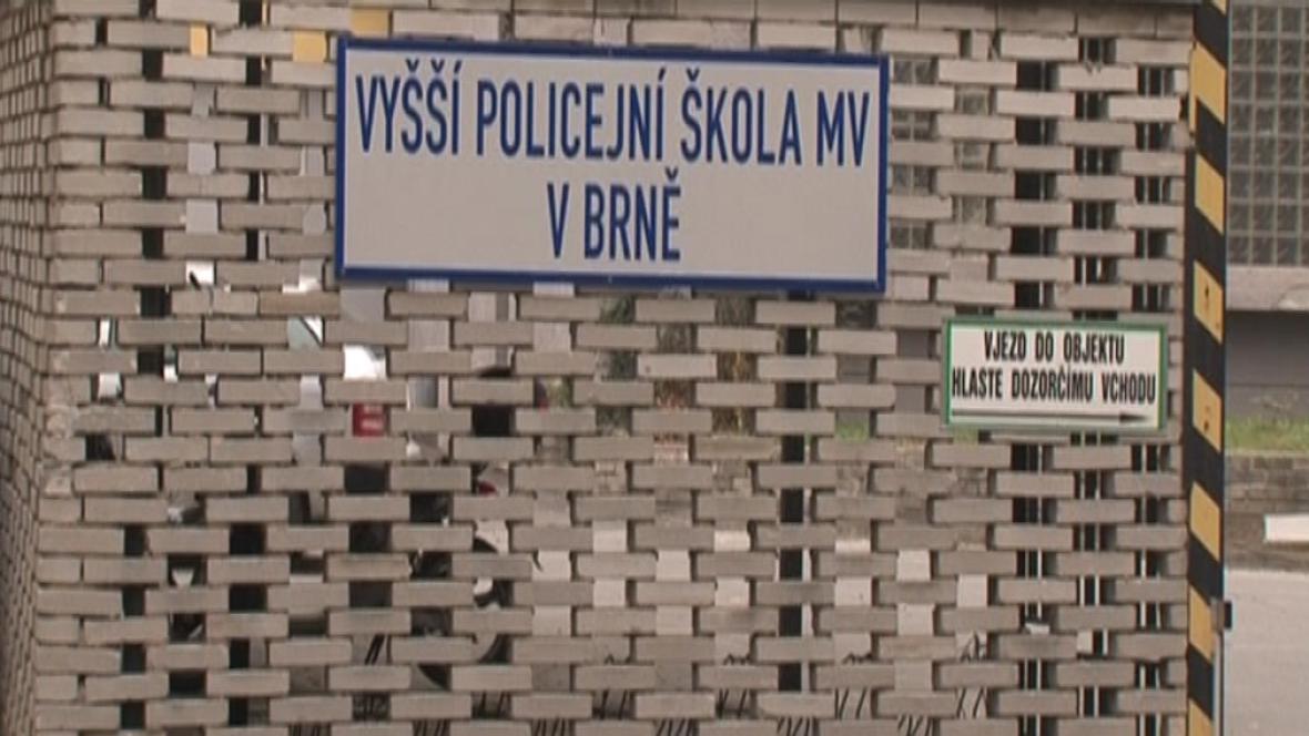 Vyšší policejní škola Ministerstva vnitra v Brně