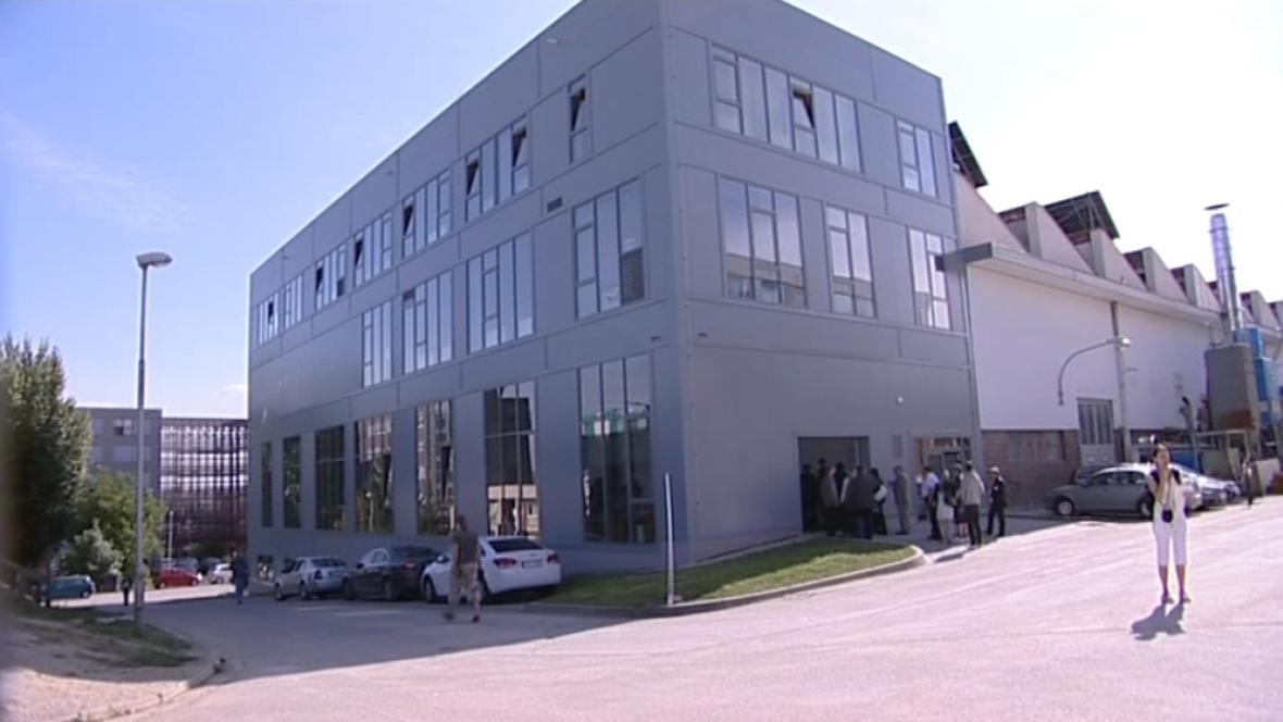 NETME Centre v Brně