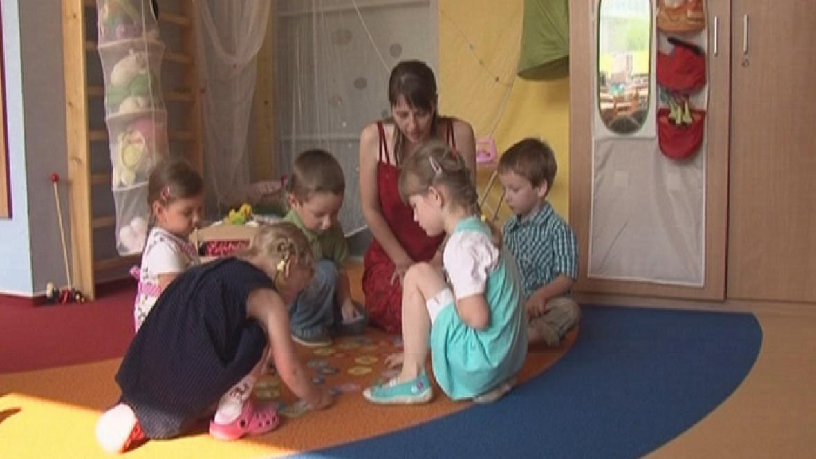 Firemní školky usnadní zaměstnankyním návrat z mateřské dovolené