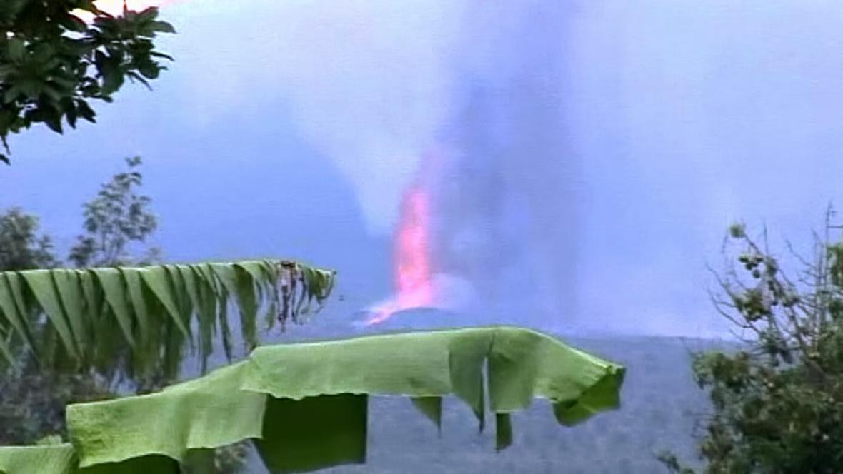 Sopka Nyamuragira