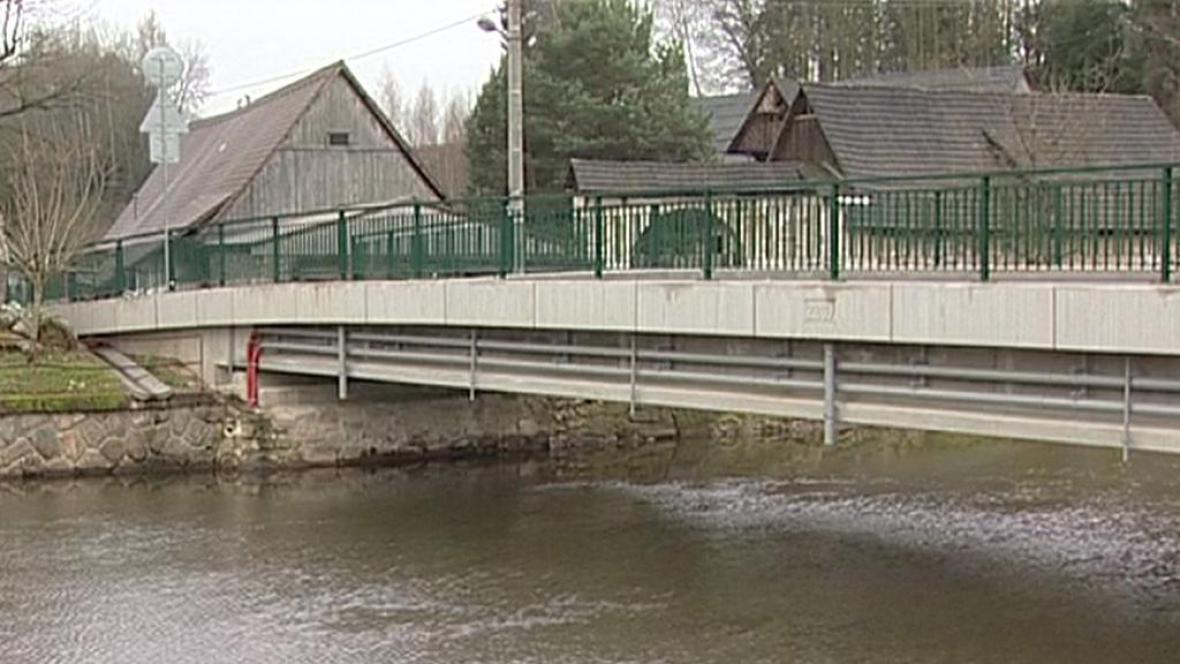 Most v Havlovicích