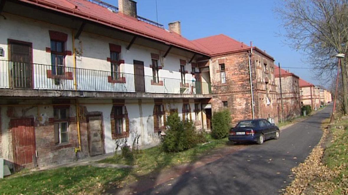Městské byty v Žacléři