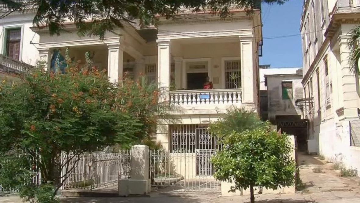 Dům na Kubě