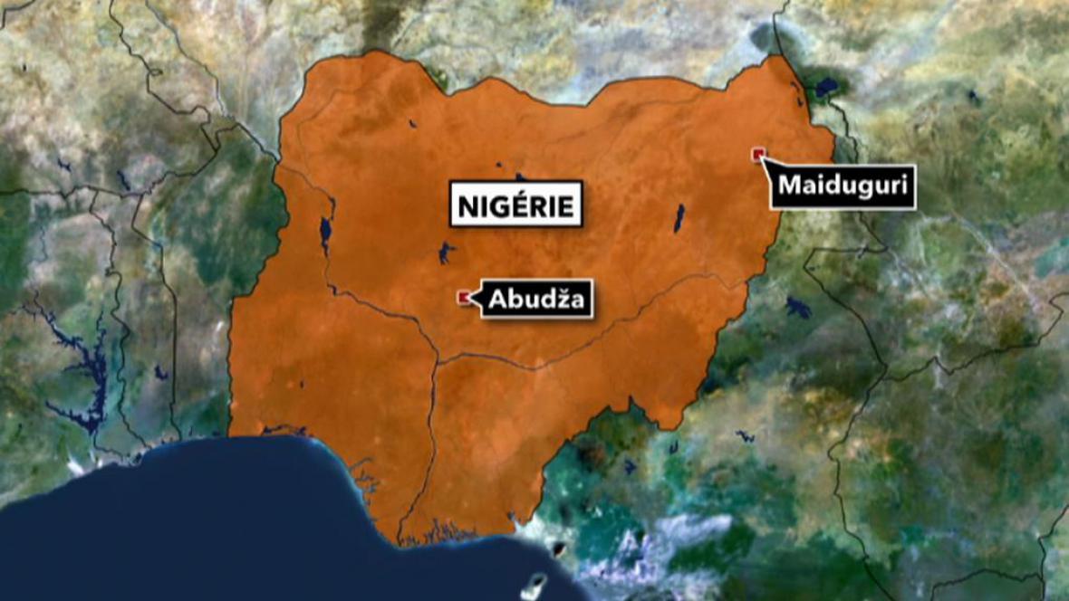 Výbuchy v Nigérii