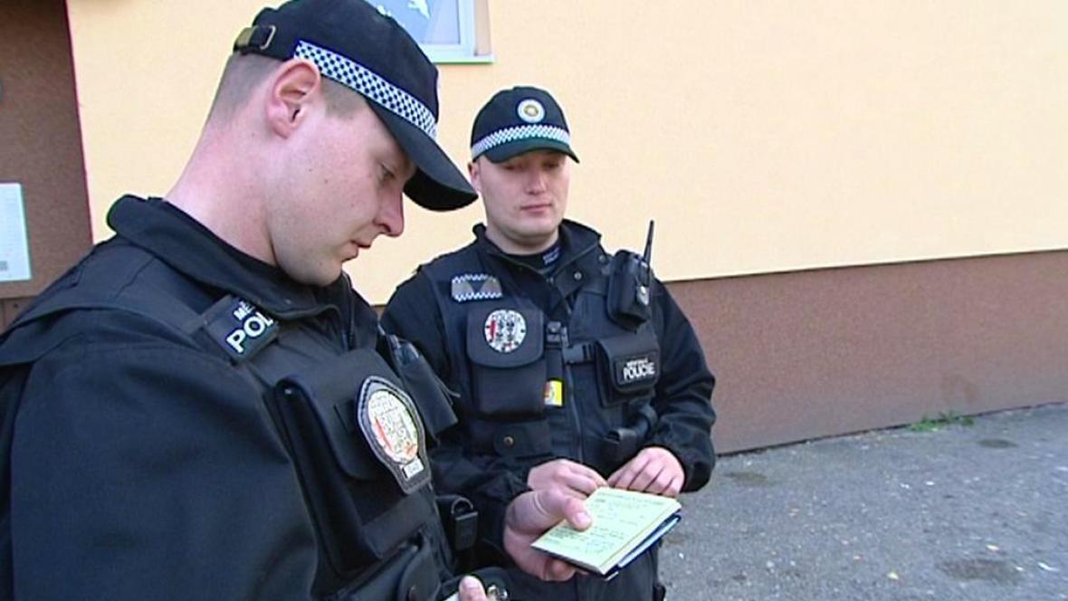 Městská policie v Jaroměři