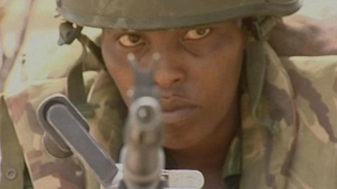 Keňská armáda se přesouvá na jih Somálska