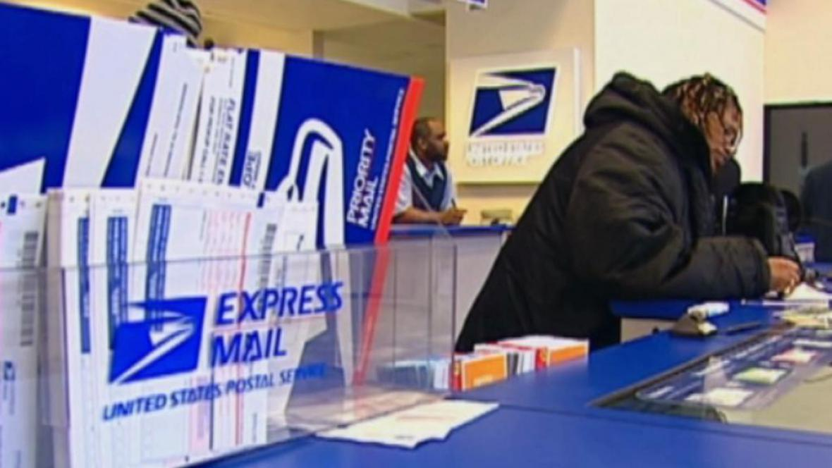 Americká poštovní služba
