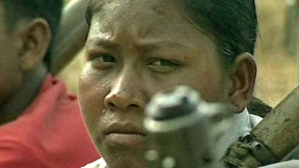 Nepálští maoističtí povstalci