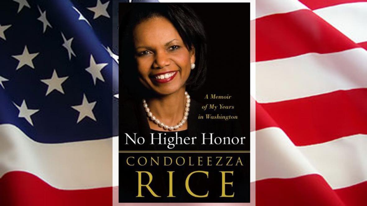 Memoáry Condoleezzy Riceové