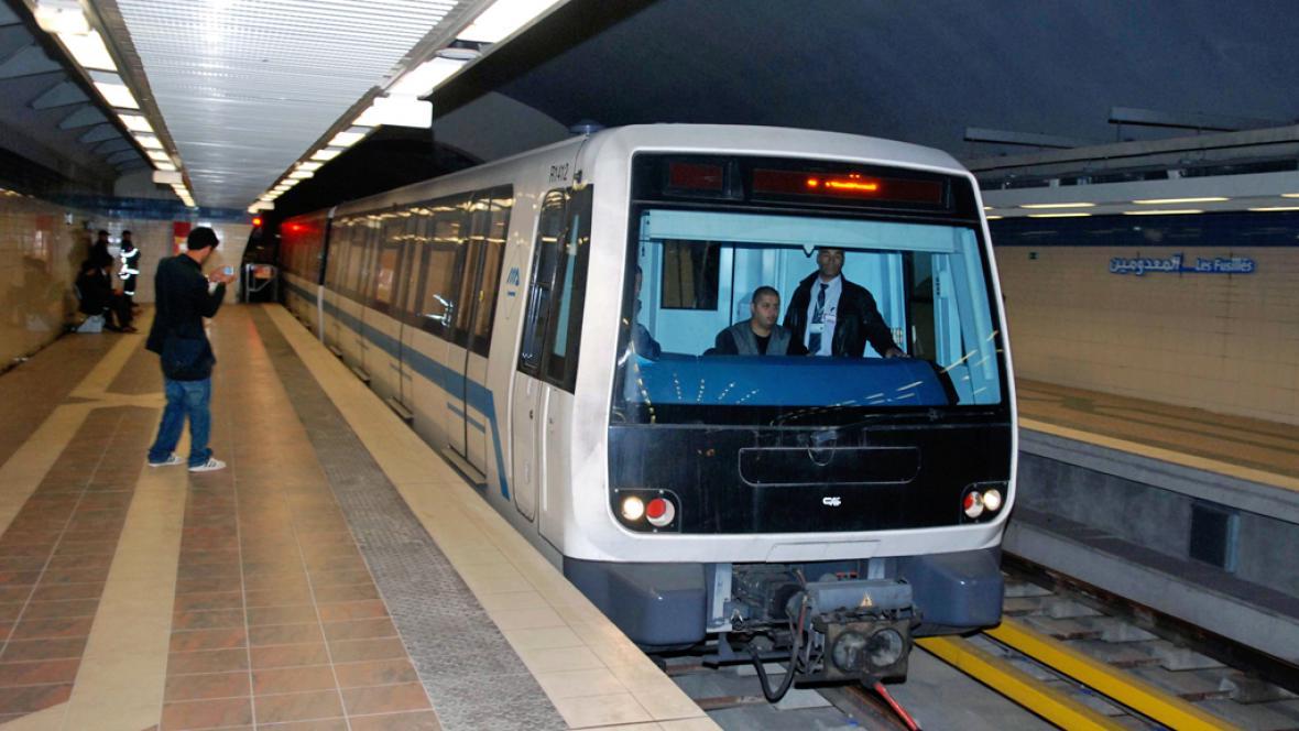 Alžírské metro