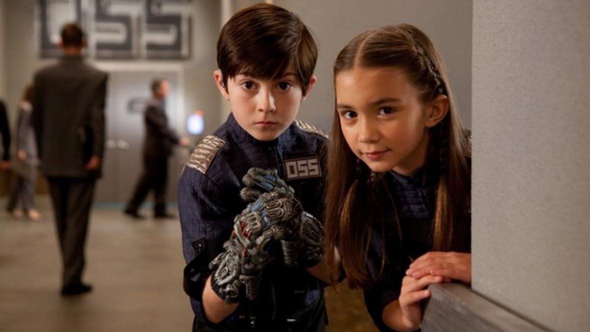 Spy Kids 4D: Stroj času