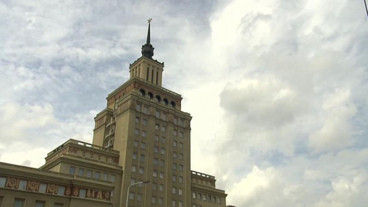 Bývalý hotel Internacional