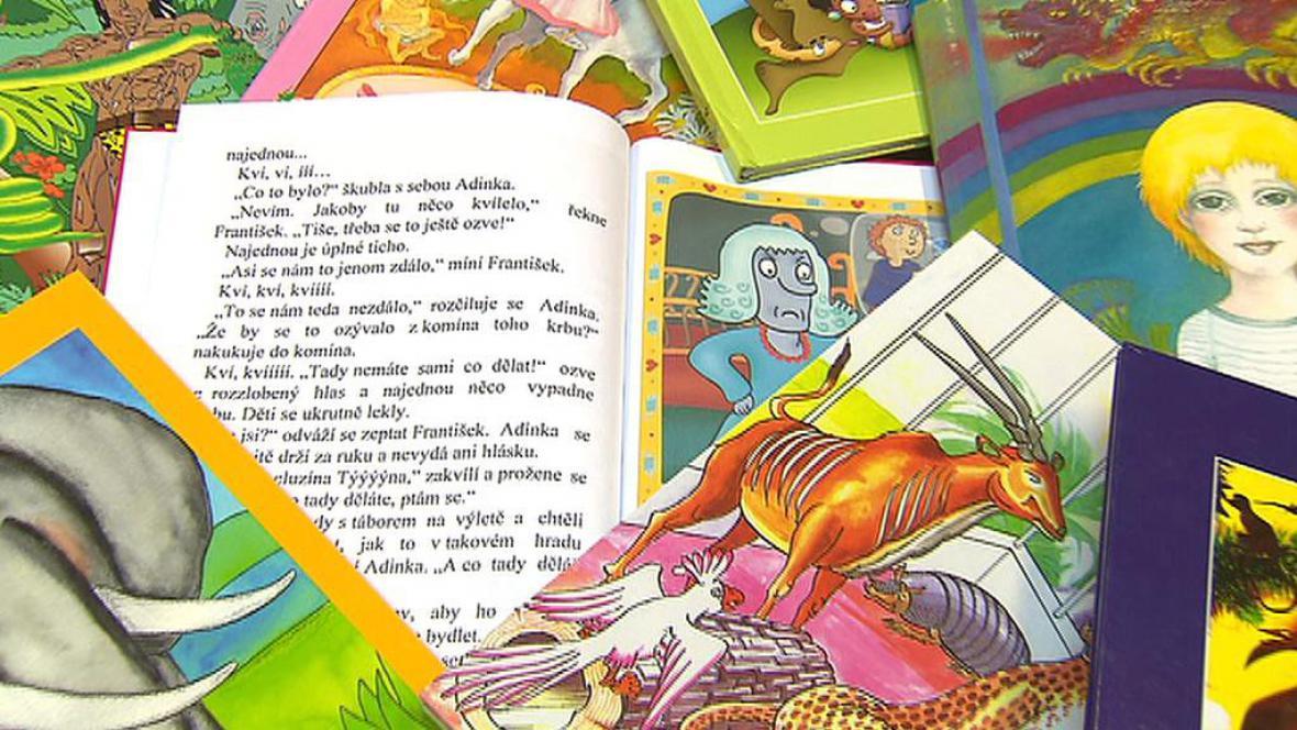 Knihy z projektu JáHrdina